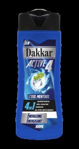 Dakkar cool menthol - active 4