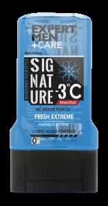 fresh extreme expert men 300 ml gl dch
