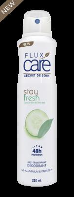 concombre & thé vert-flux-care-deo-femme-250ml