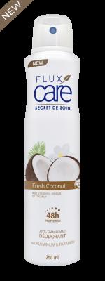 fresh coconut-flux-care-deo-femme-250ml