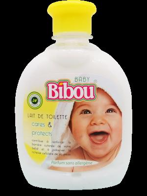 lait de toilette-300ml Bibou