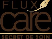 logo flux gold