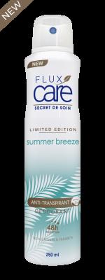 summer breeze-flux-care-deo-femme-250ml