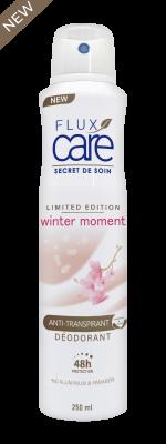 winter moment-flux-care-deo-femme-250ml